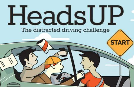 Heads Up Driving Challenge
